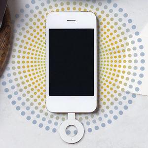 Recharge corian smartphone IQ